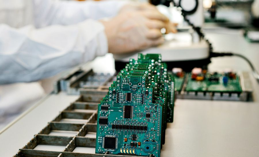 PCB Manufacturing Process Steps